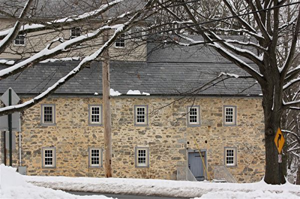 Another Illicks Mill building.