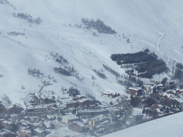 domaine des deux alpes
