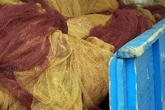 filets de pêche à san sebastian