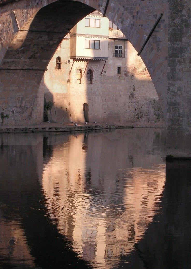 villeneuve-sur-lot lot-et-garonne pont des Cieutat