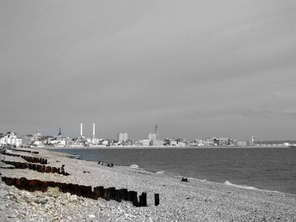 Normandie, le Havre