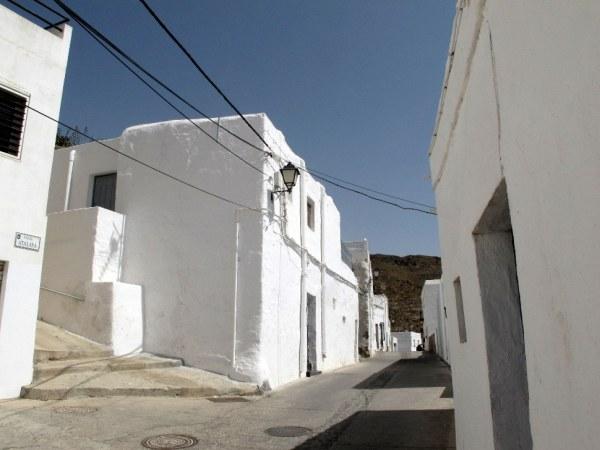 espagne, andalousie, nijar, maison