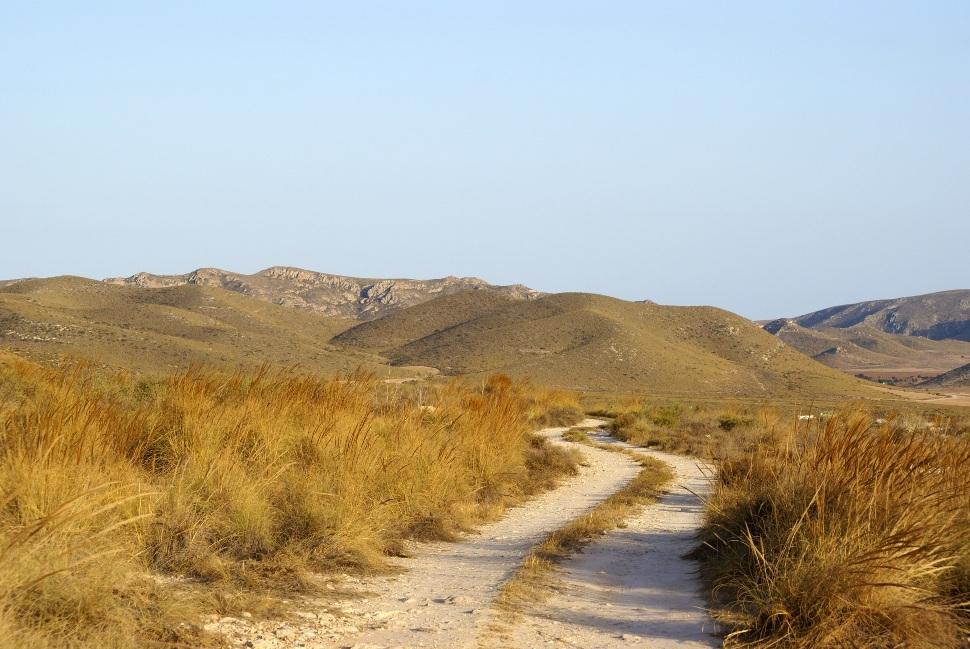 espagne, andalousie, réserve du cabo de gata