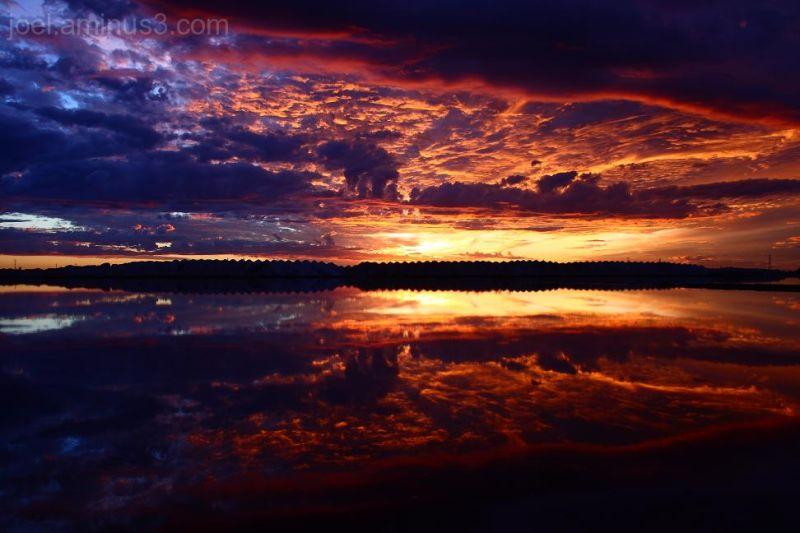 Salt Lake Sunset Part II