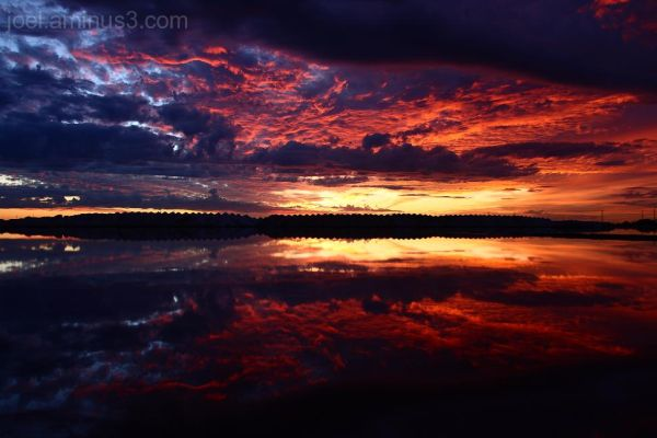 Salt Lake Sunset Part III