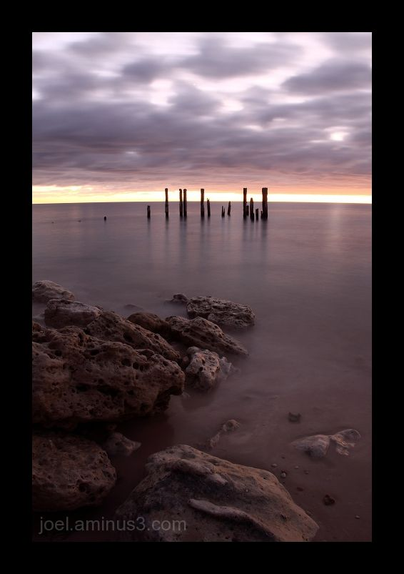 Pt Willunga Jetty (new camera)