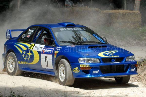 Rally - Subaru