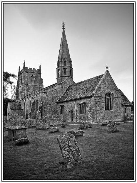 St Andrew's Church, Wanborough