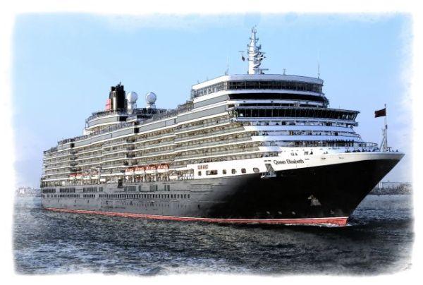 QE Maiden Voyage (3)