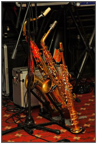 Sax & Clarinet