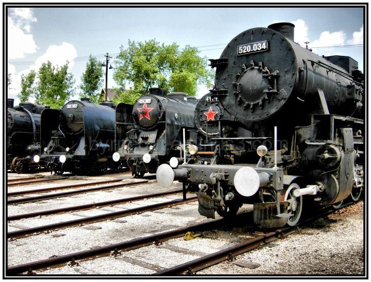 Budapest Railway Museum