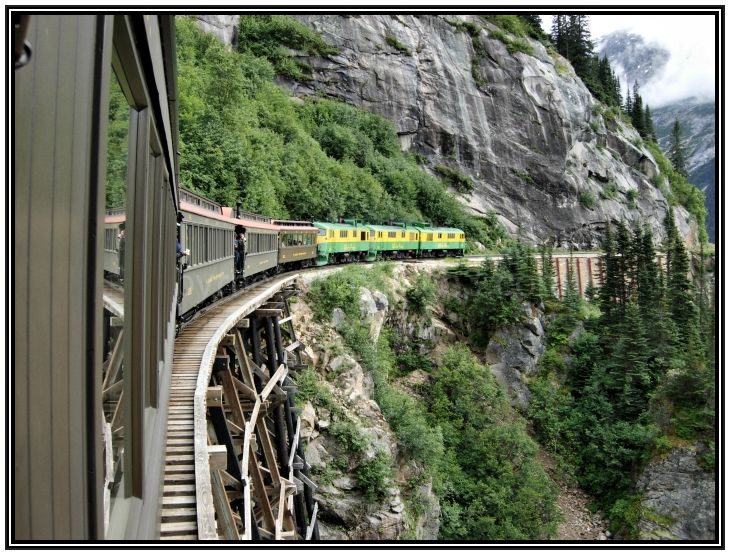 White Pass Mountain Railway