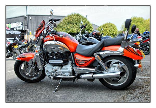Truimph Motorcycle