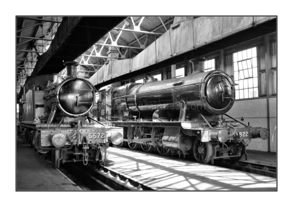 Didcot Shed
