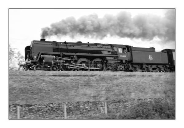 70000 Britannia - BR Britannia Class 7MT 4-6-2