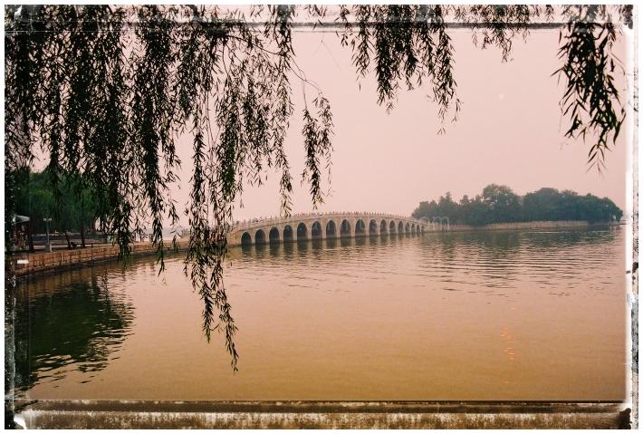 Bridge thru' the haze
