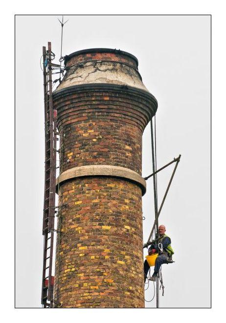 Steeplejack - Chimney Repairs