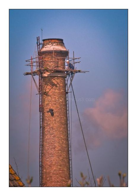 Brewery Chimney Repairs