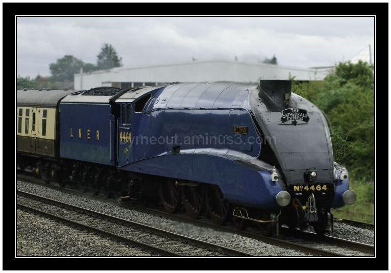 Bittern - LNER A4 Class 4-6-2