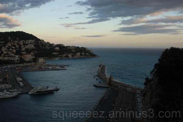 Old Port in Nice