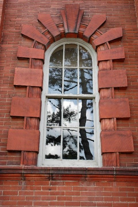 Window of Macdonald Institute