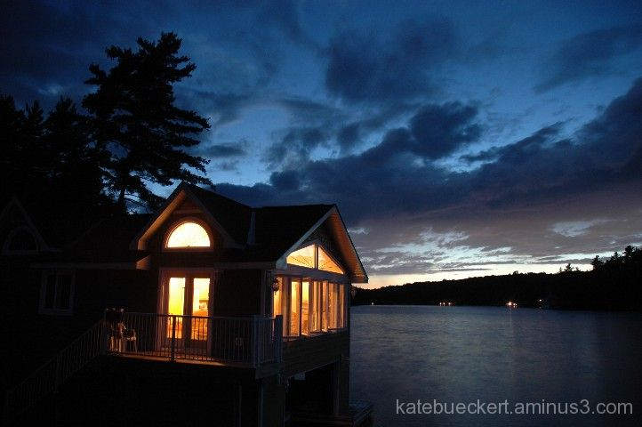 At the cottage - 02