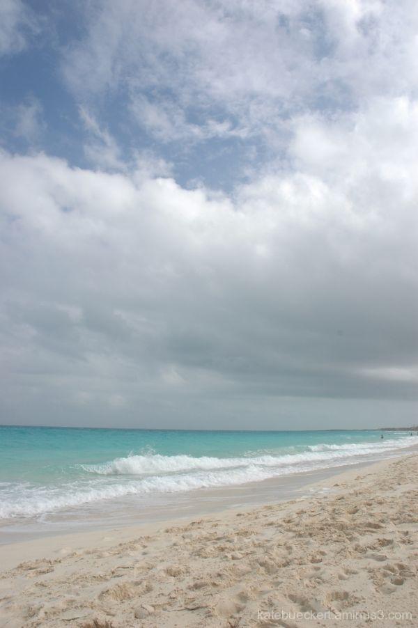 Ahhhh, the beach
