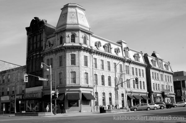 Downtown Guelph - Legal Clinic