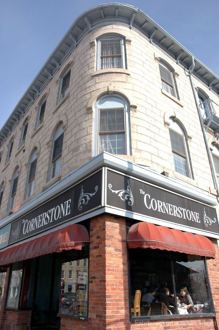 Downtown Guelph - The Cornerstone