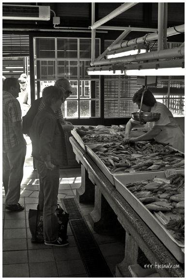 Mercado (de pescado)