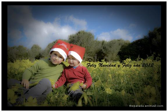Feliz Navidad/Bon Nadal/Merry Christmas
