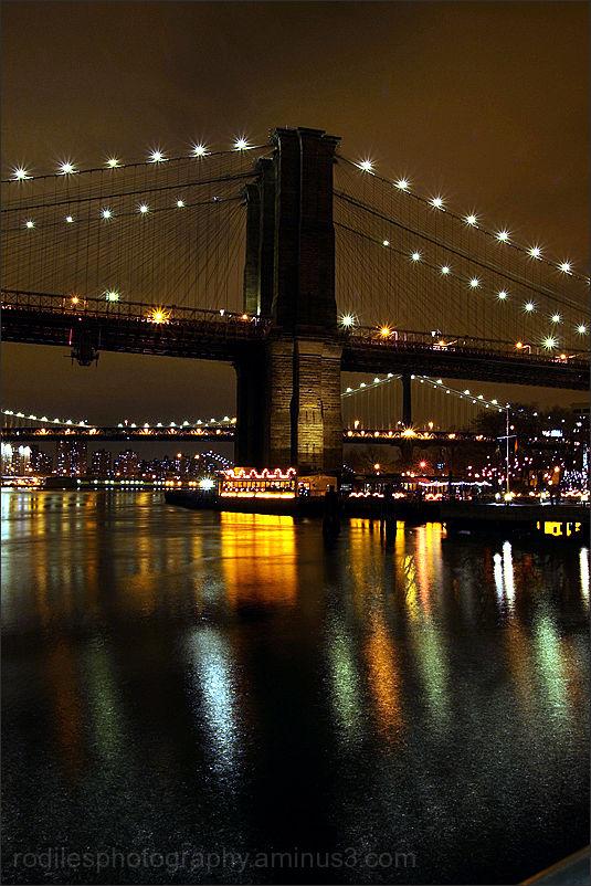 NYC at night series