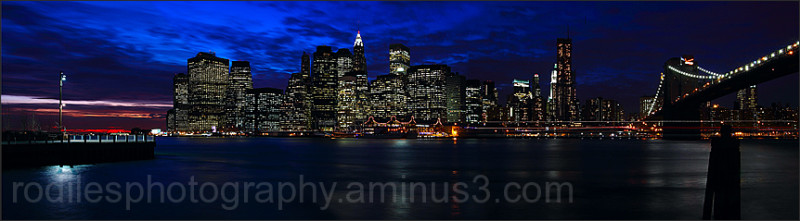 NYC Panoramas