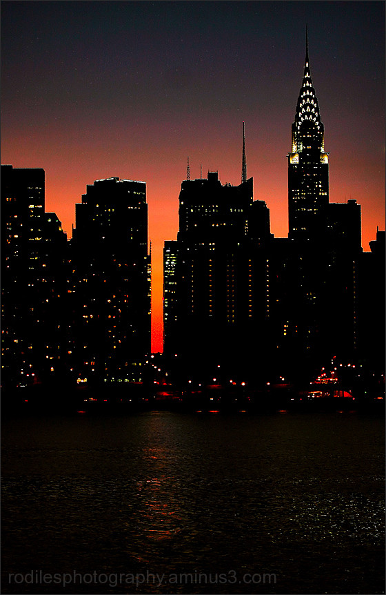 NYC Sunsets