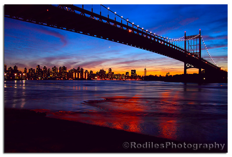 Triborough Bridge, NY