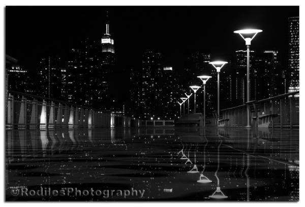Reflecciones de Noche