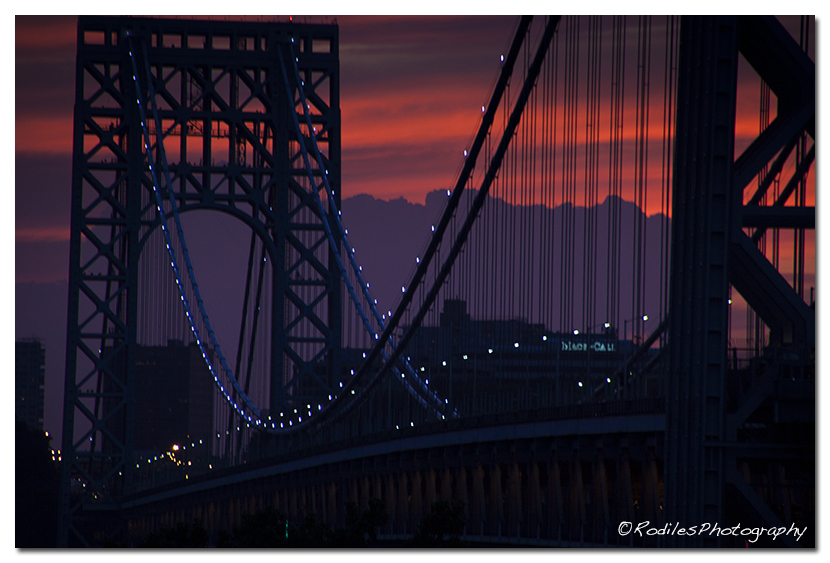 The Washington Bridge NYC
