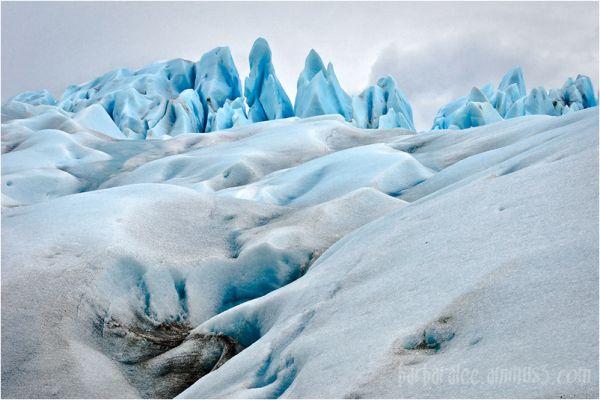 Perito Moreno Glacier in Southern Patagonia