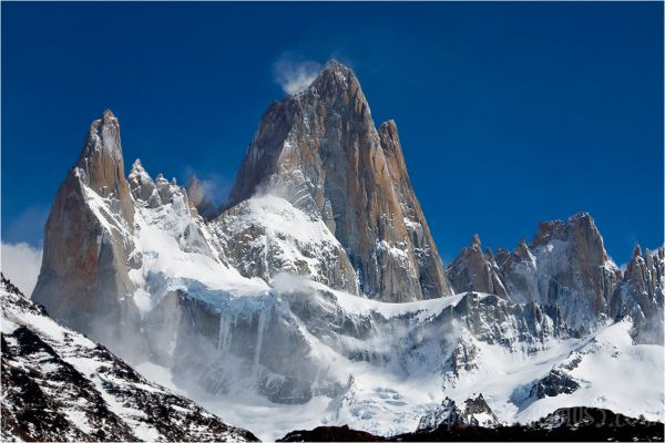 Mt. Fitz Roy in Soutnern Patagonia