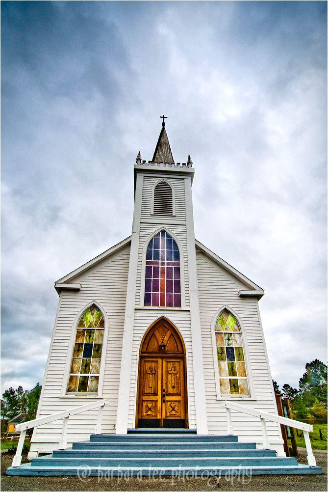 St Teresa Of Avila Catholic Church Bodega Ca