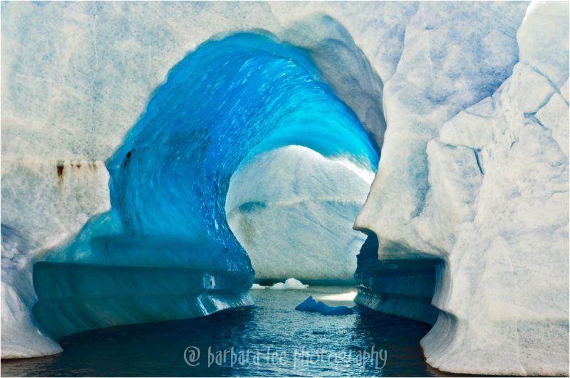 Iceberg in Glaciers National Park, Argentina