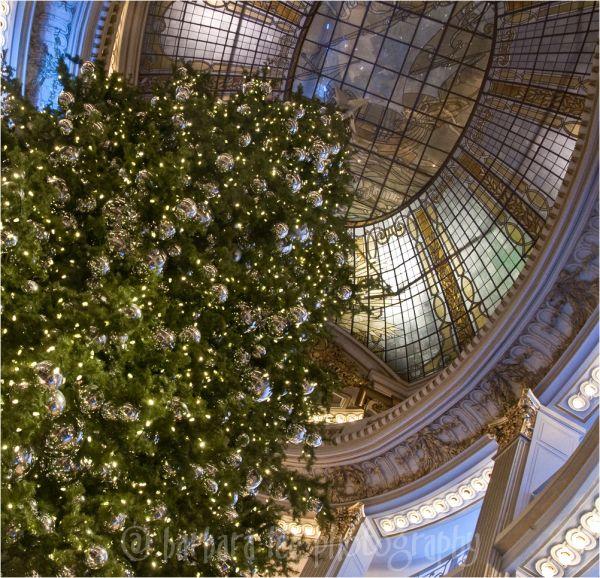 Neiman Marcus Christmas Tree San Francisco