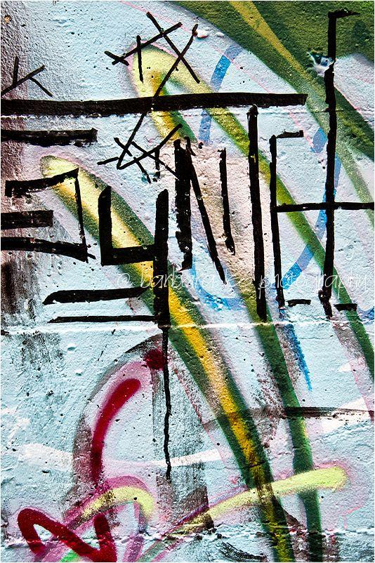 Graffiti - San Francisco Haight