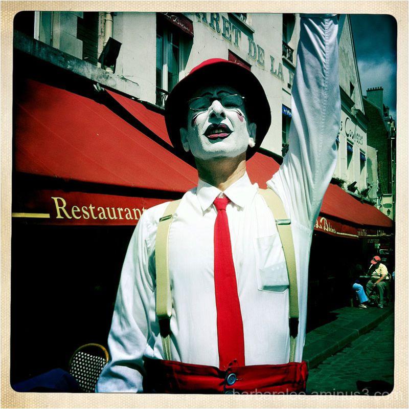 Paris mine in Montmartre