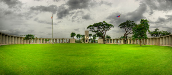 American War Memorial.