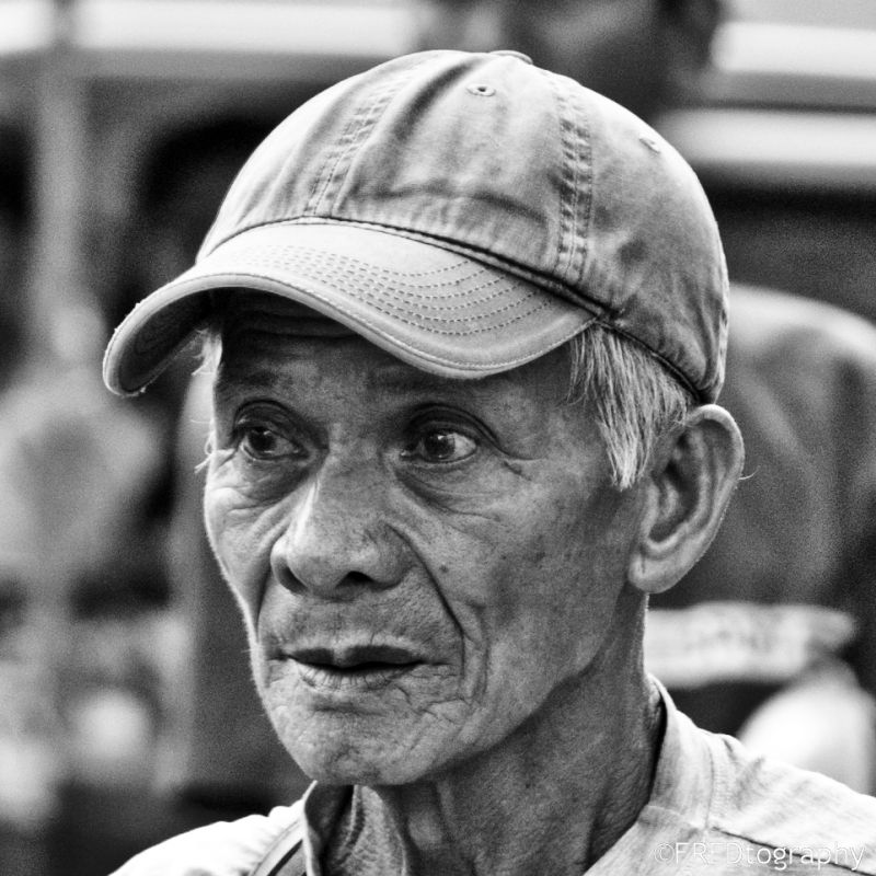 Old guy in Quiapo