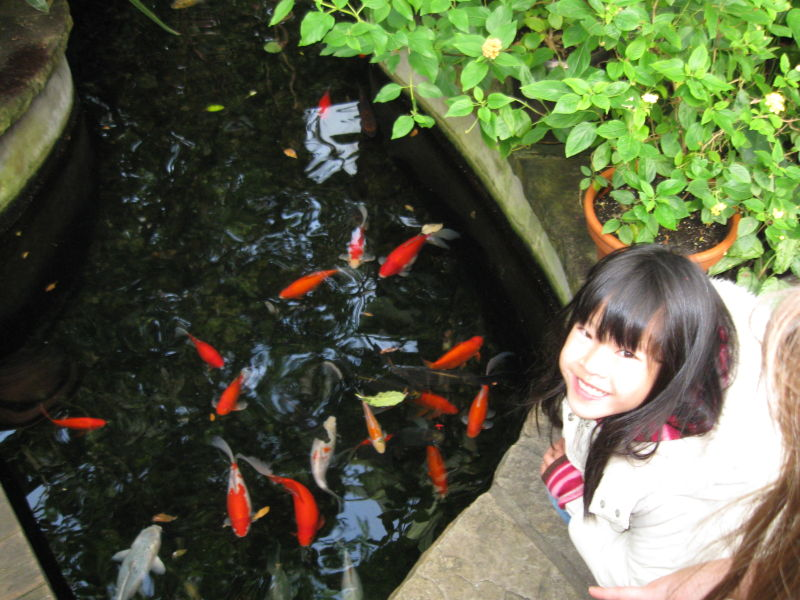 fisher girl!
