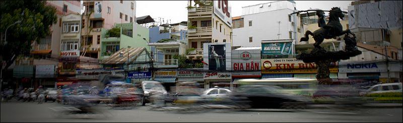 Saigon Intersection