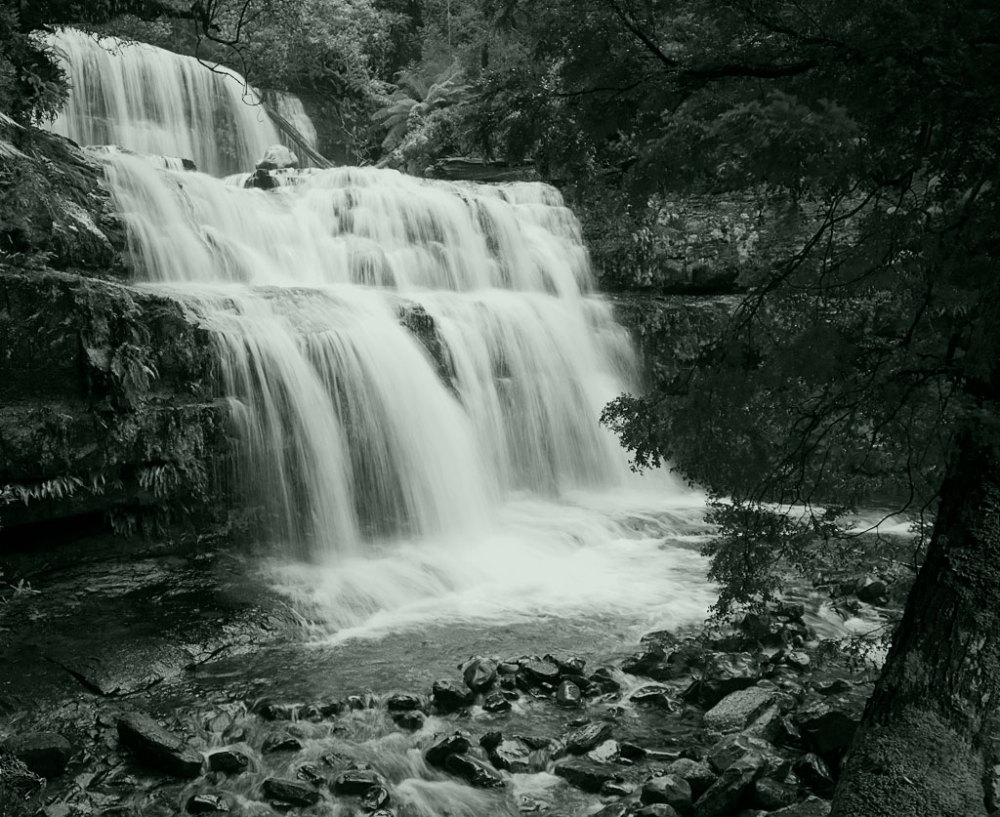 Liffey Falls, Middle Earth
