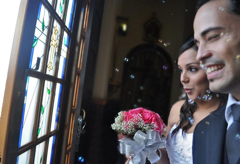 Just Married / Recién Casados